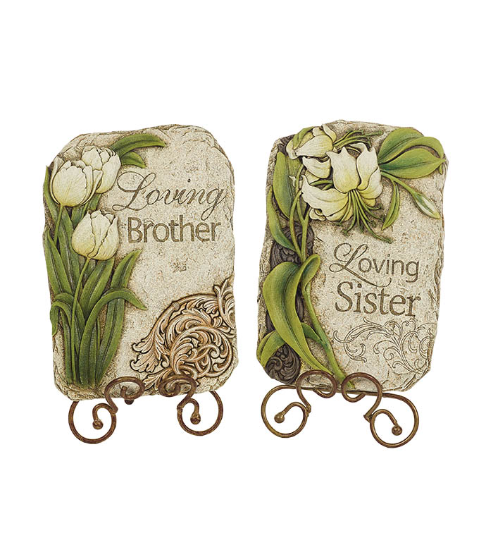 Loving Brother & Sister Plaques