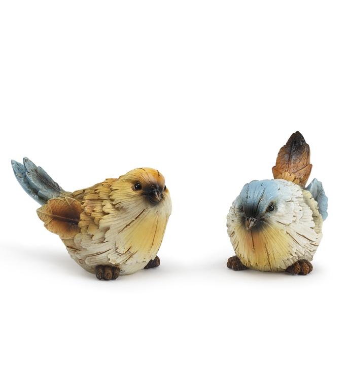 Small Bird, 2 Assorted