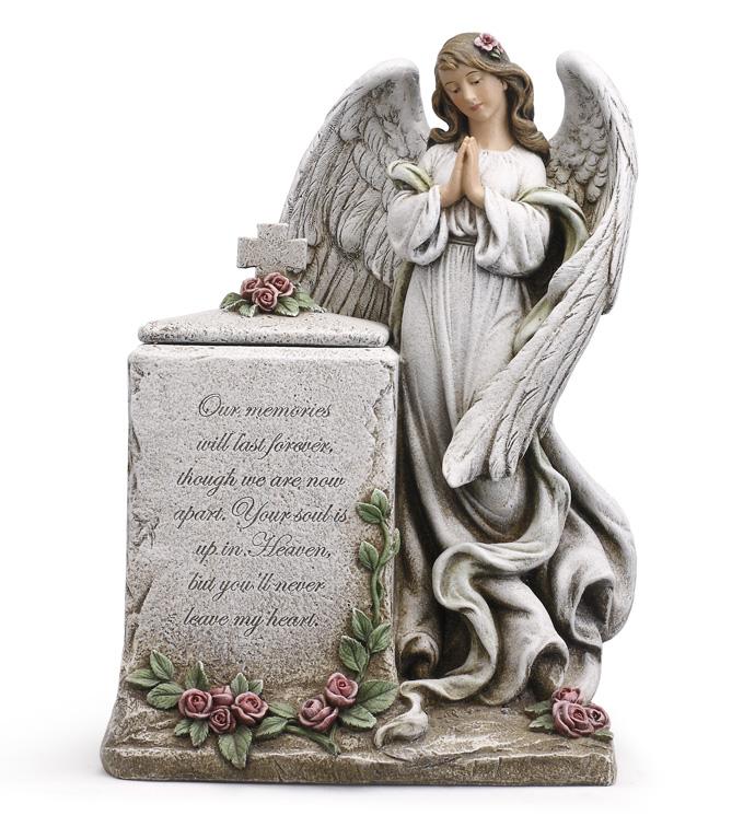 Praying Angel Box