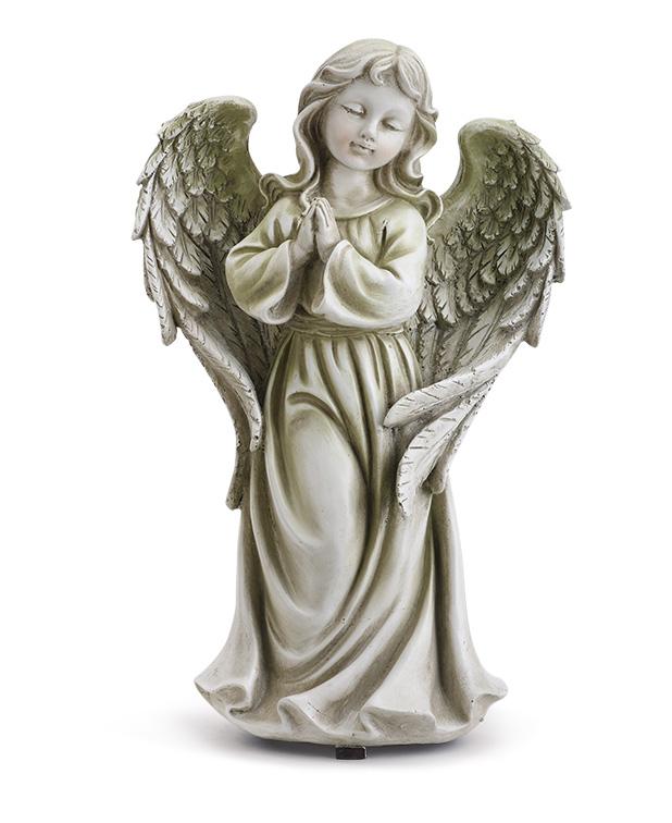 Praying Musical Angel Girl