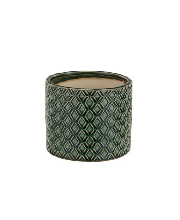 "4.5"" Emerald Green Link Cache"