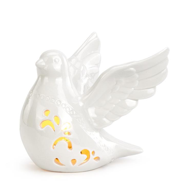 Large Light Up Dove