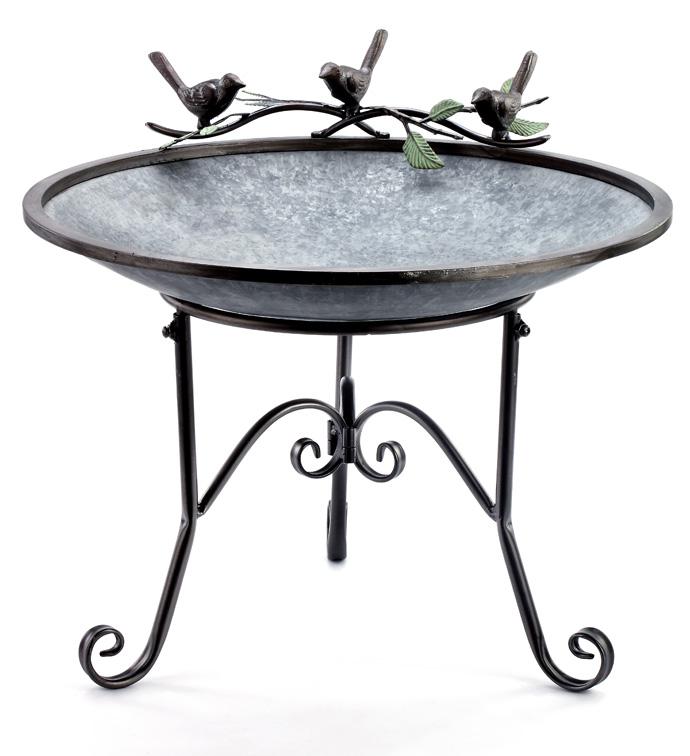 Table Bird Birdbath