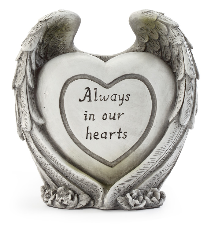 Sentiment Heart in Wings