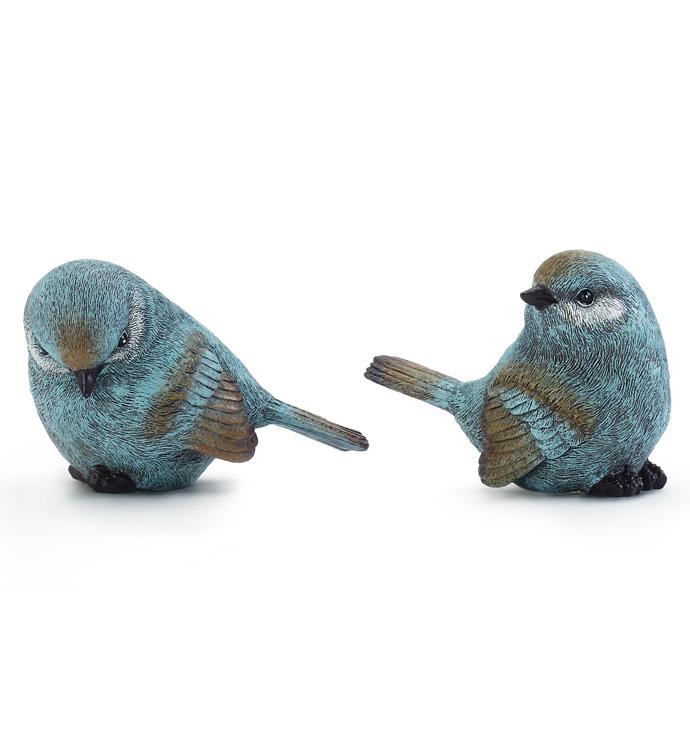Large Bluebird, 2 Assorted