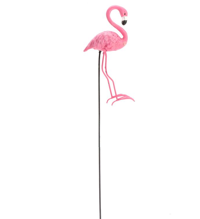 Pink Flamingo Pick