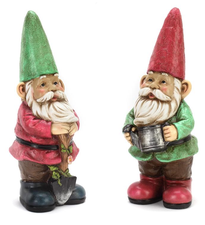Garden Gnome, 2 Assorted