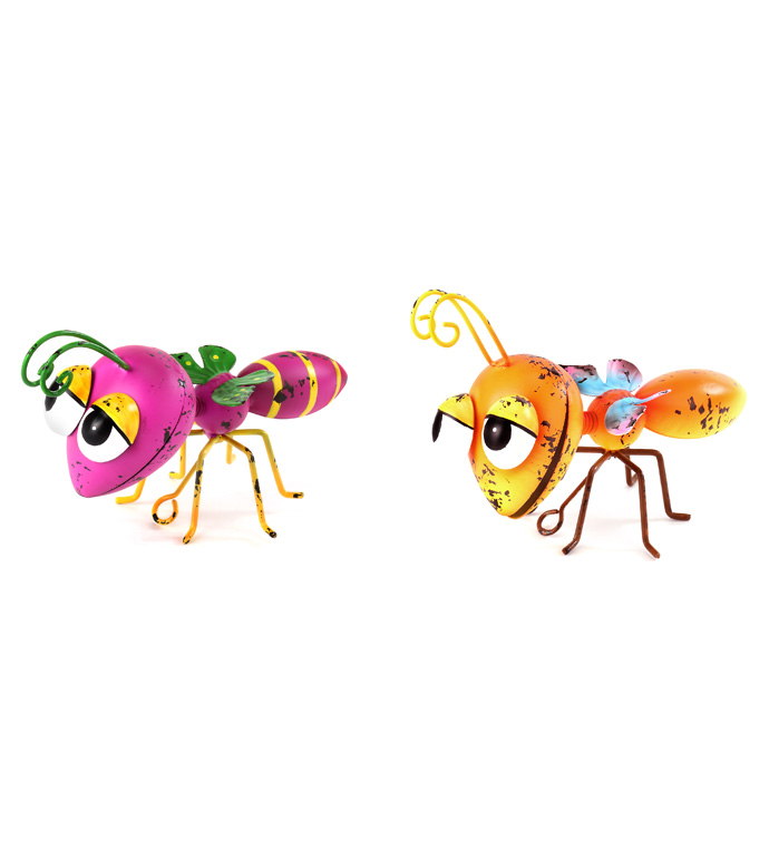 Whimsey Wasp, 2 Assorted