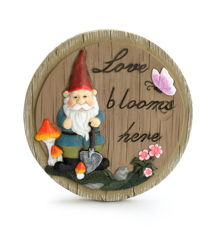 Gnome Stepping Stone