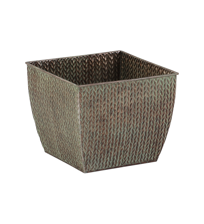 "6.5"" Herringbone Pot Cover"
