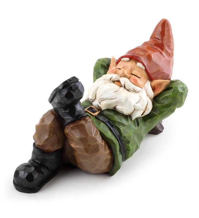Napping Gnome
