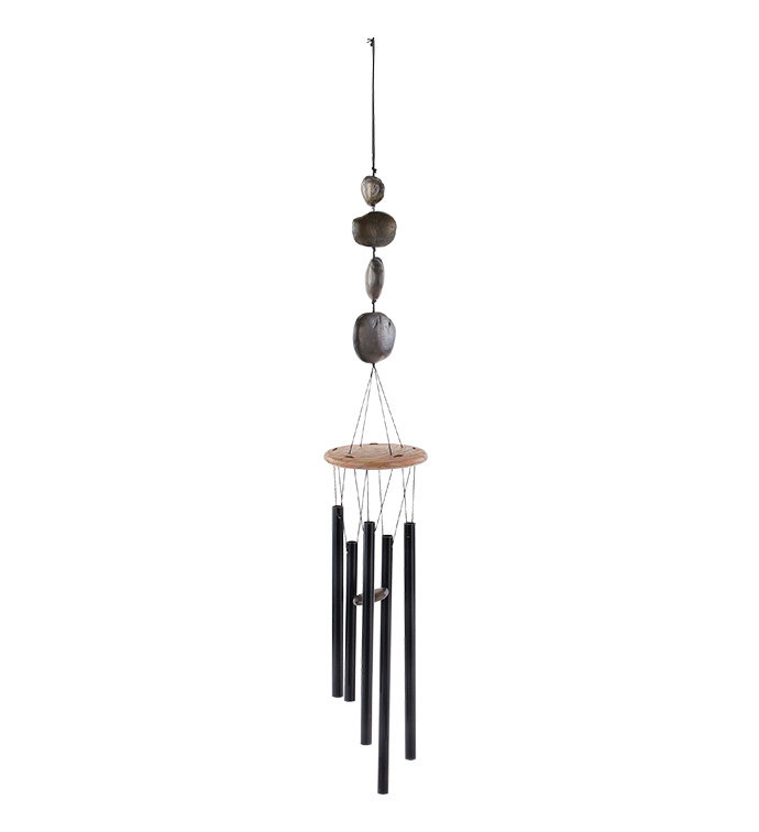 River Stones Wind Chime