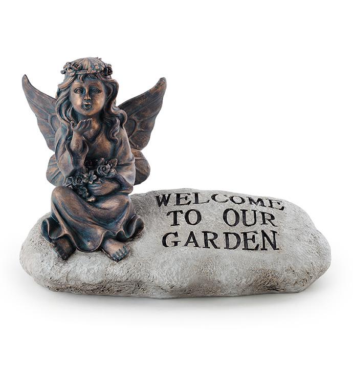 Fairy Garden Statue/Stone