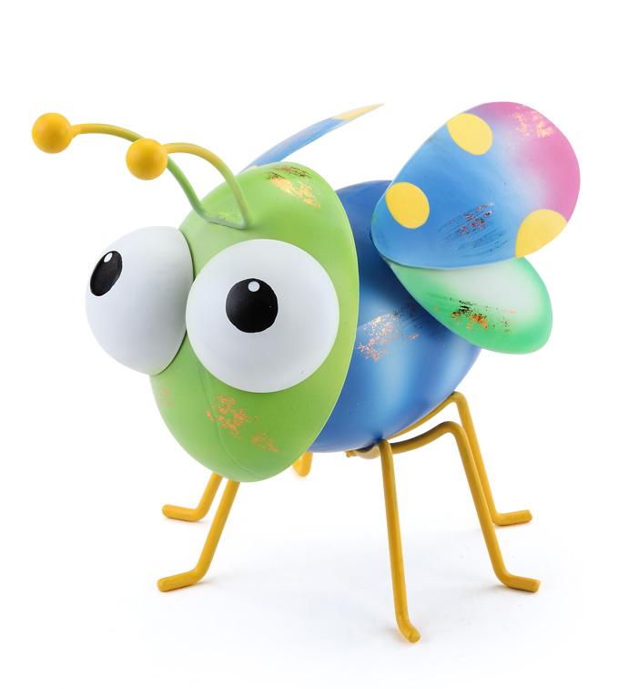 Large Blue/Green Lady Beetle