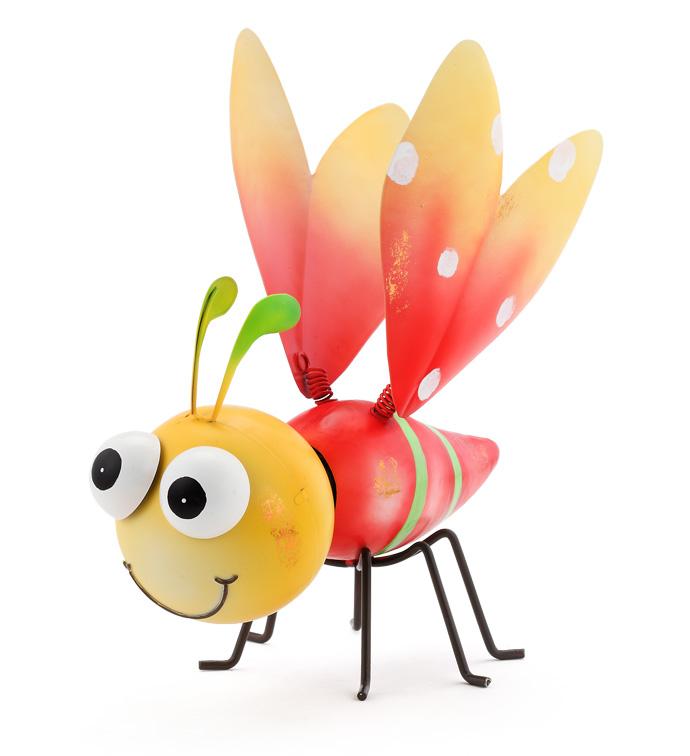 Large Orange Luna Bug