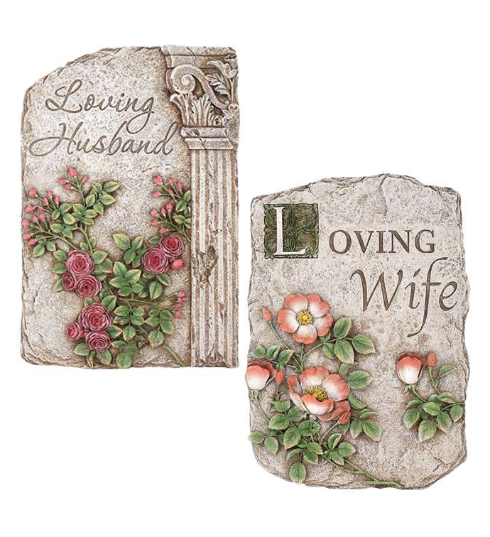 Wife/Husband Stepping Stone, 2 Asso