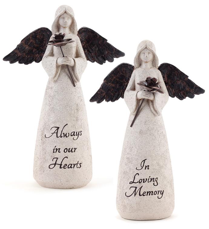Sympathy Angels, 2 Assorted