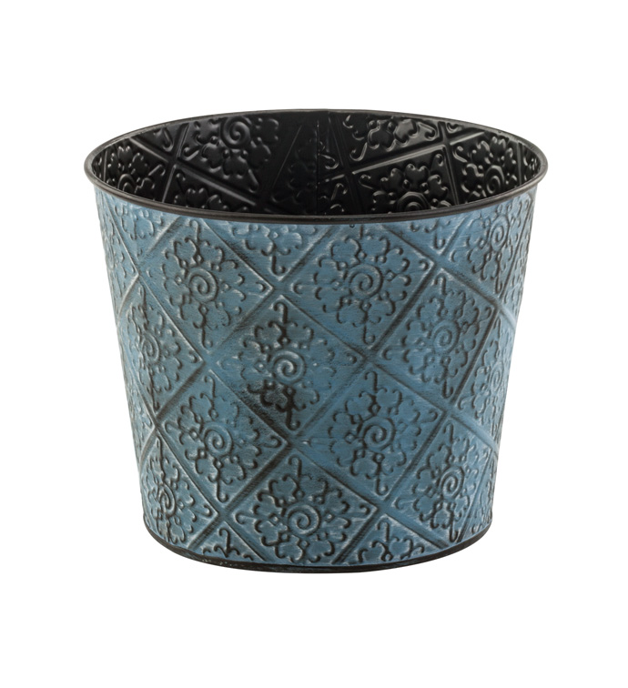 "6.5"" Medallion Pot Cover"