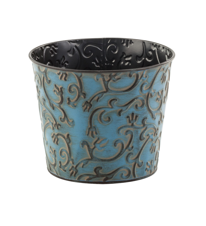 "6.5"" Verdi Swirl Pot Cover"