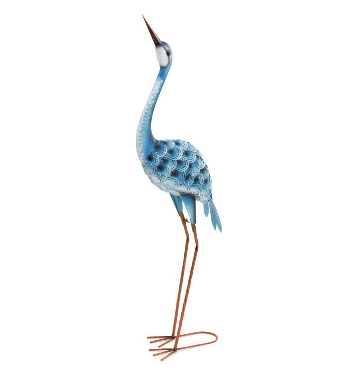 Large Blue Egret