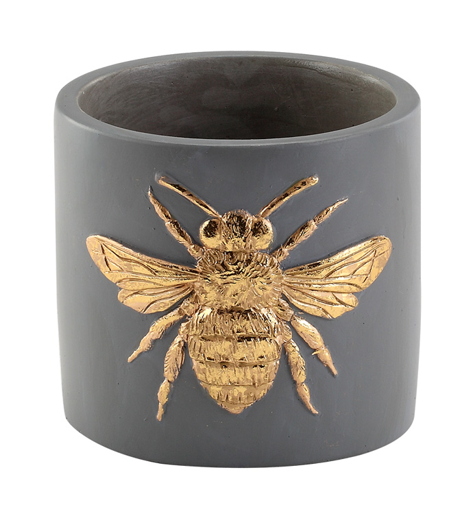 Golden Bumblebee Planter