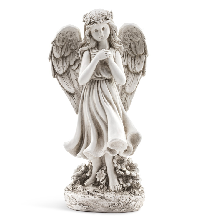 Tall Standing Angel