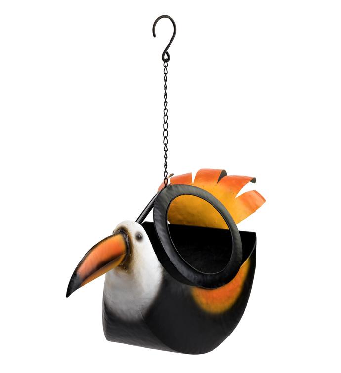 Hanging Toucan Planter