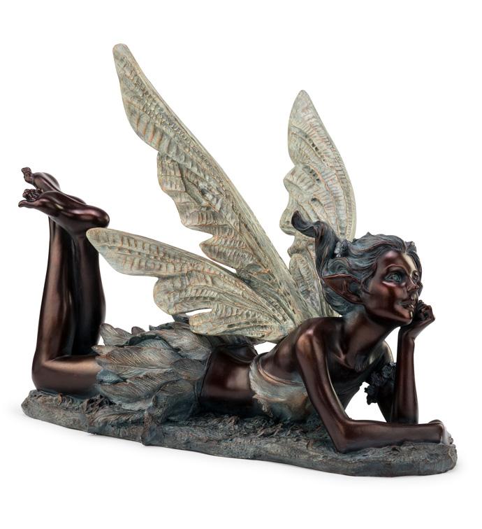 Bronze Laying Fairy