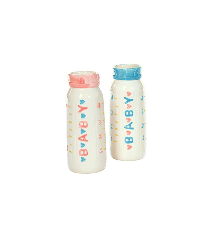 Baby Bottle Planter, 2 Assorted