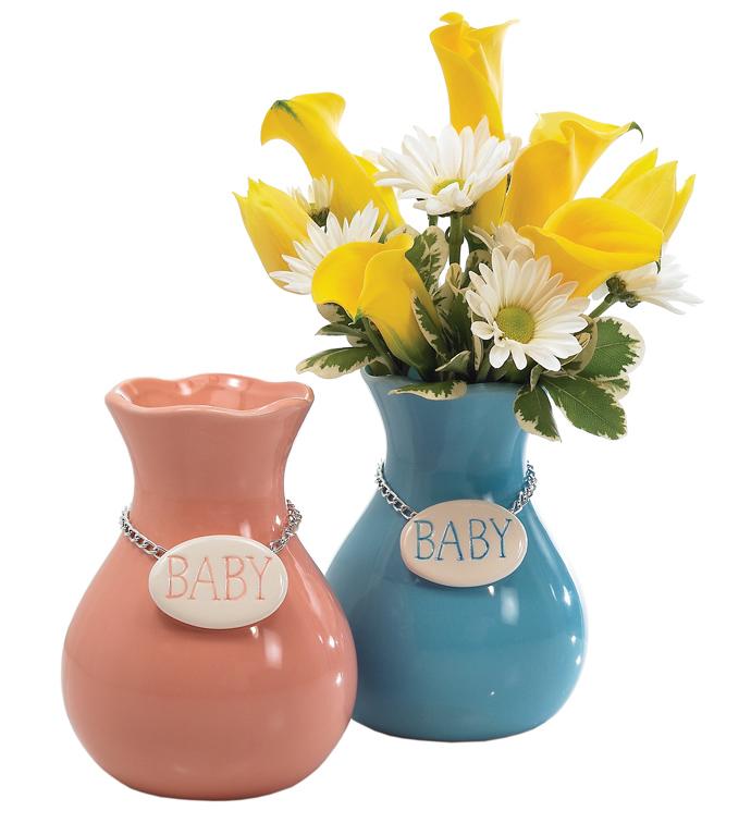 Baby Vase, 2 Assorted