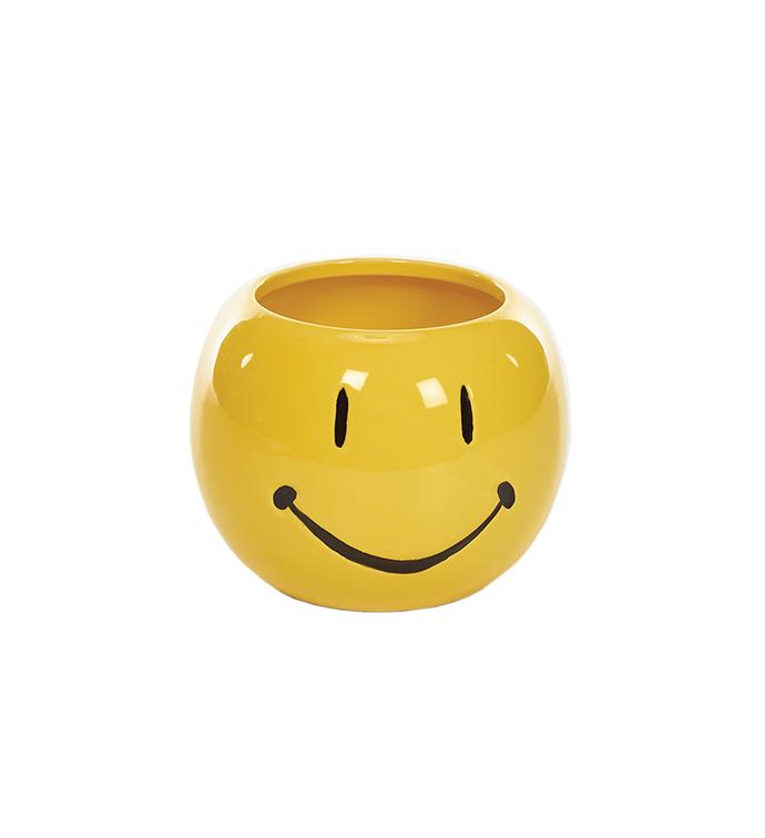 Yellow Face Planter