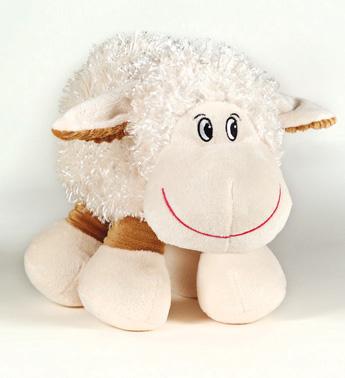 "10"" Cuddly Classic Lamb"