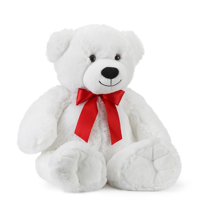 Medium White Bear