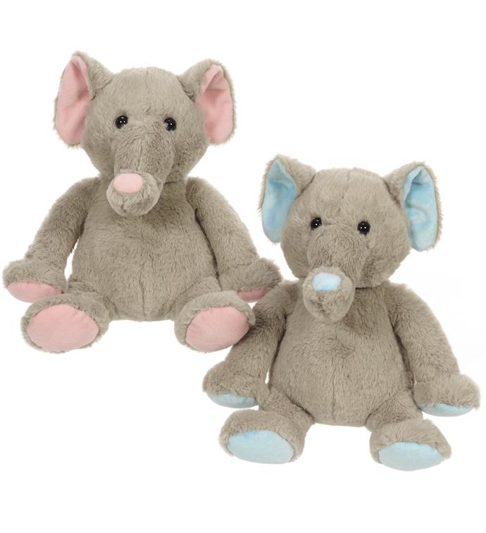 Baby Elephant, 2 Assorted