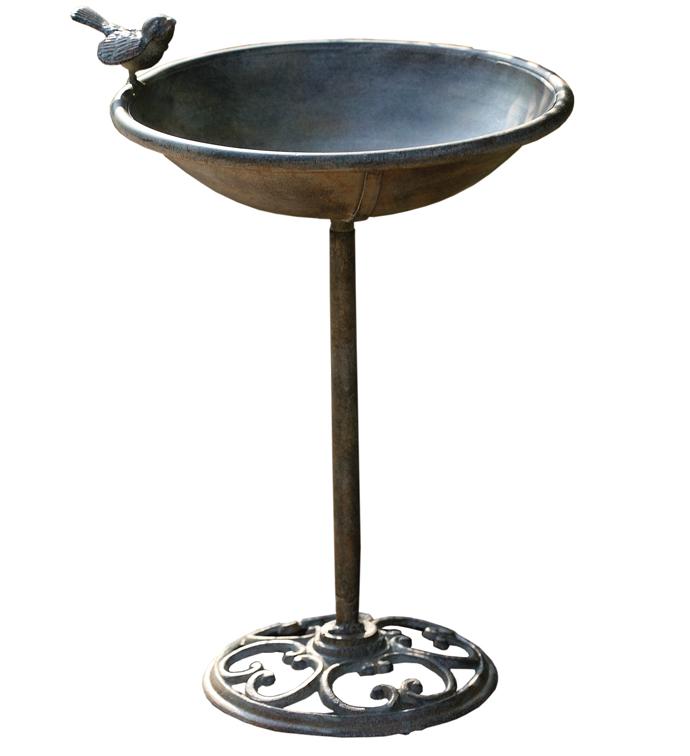 Pedestal Bird Feeder