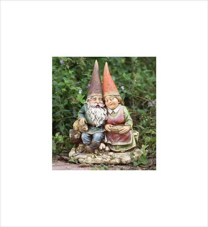 Gnome Couple