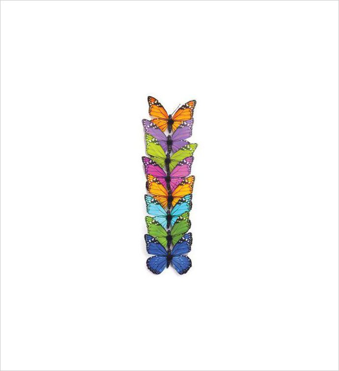 Large Spring Butterfly