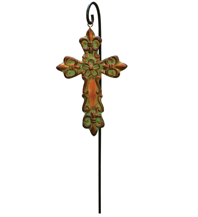 Cross with Pick