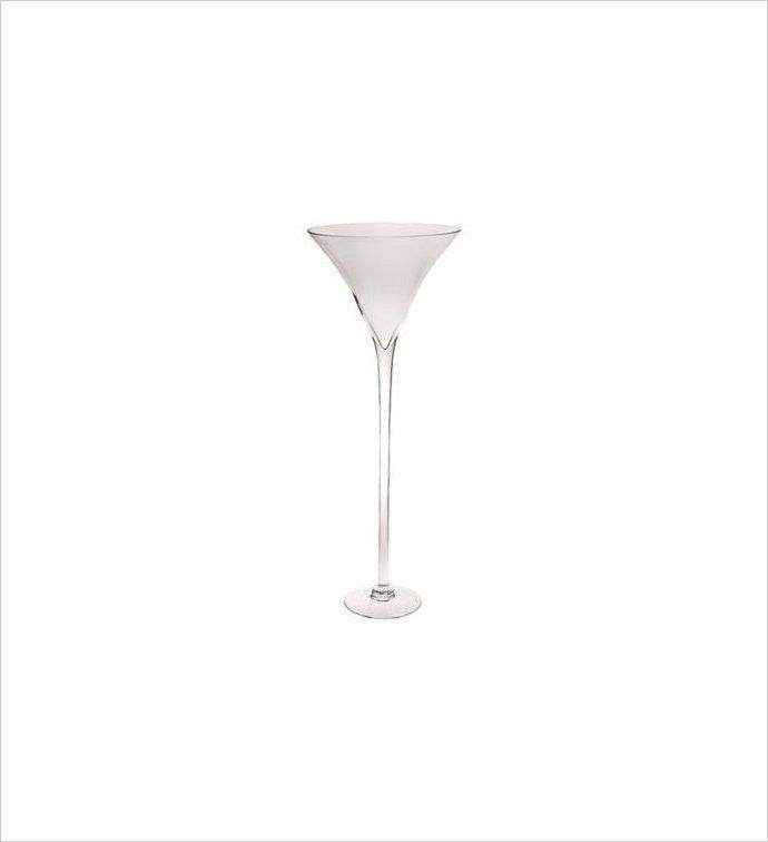 Large Martini Glass-1 Piece Carton