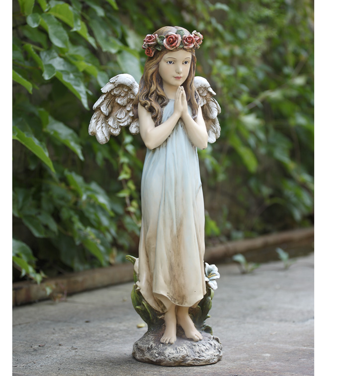 Parc Place Praying Angel
