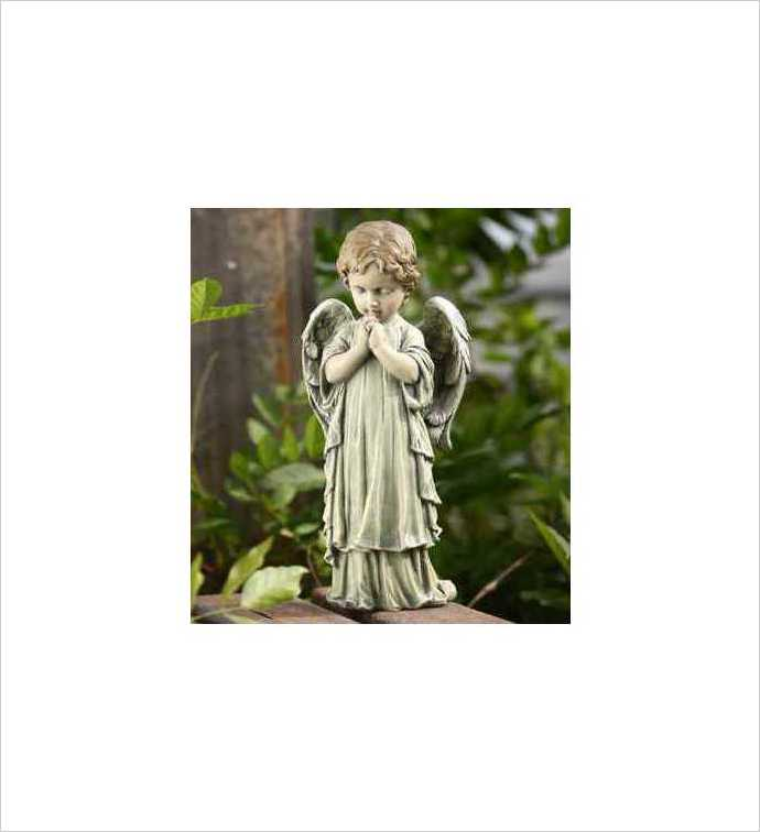 Small Praying Angel