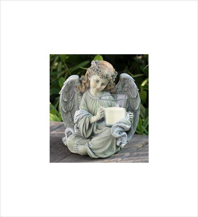 Angel Candleholder
