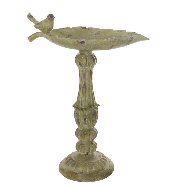 Pedestal Bird Bath