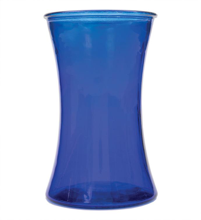 "8"" Cobalt Gathering Vase"