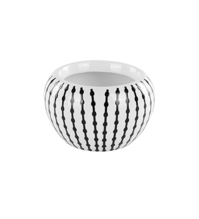 Small Black/White Pattern Ball