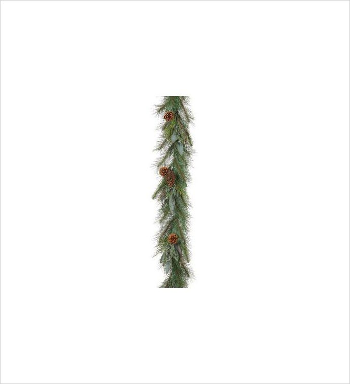 Pine and Juniper Garland