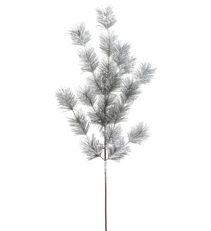 Snow Split Pine Spray