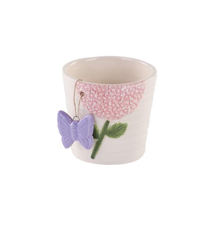Small Hydrangea/Butterfly Cache