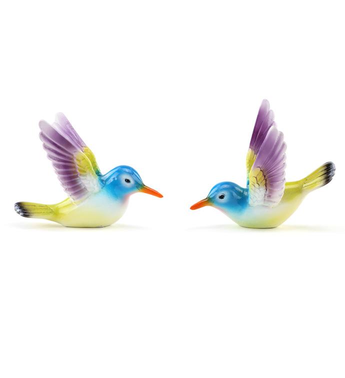 Hummingbird, 2 Assorted