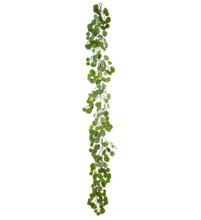 Dollar Eucalyptus Garland